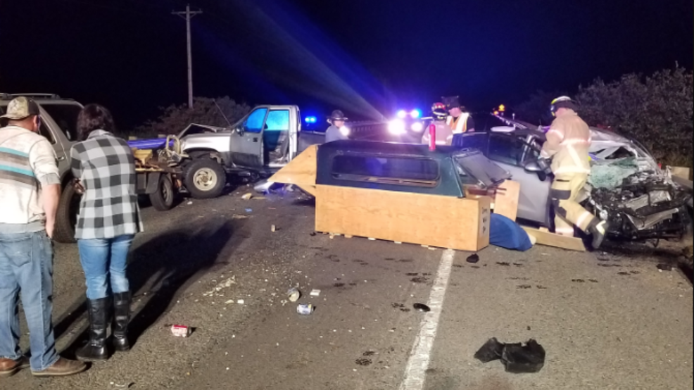 Police: Drunk driver caused 4-car crash in Hwy 126