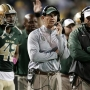 Baylor to fire football coach Briles, re-assign president