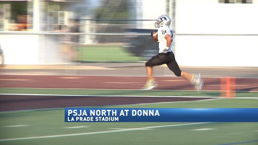 PSJA North Romps Over Donna For Second Road Win Of Season