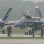 Rain delays Blue Angels arrival for Vectren Dayton Air Show