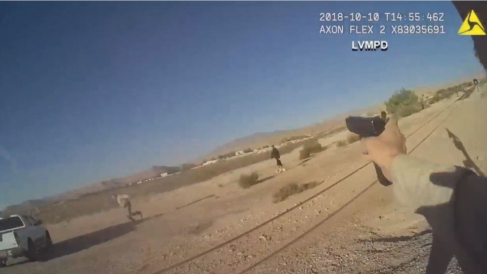 LVMPD: Recent shooting appears to be 'suicide by cop'
