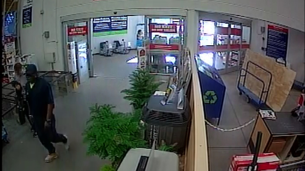 Police need help identifying man who they say stole power