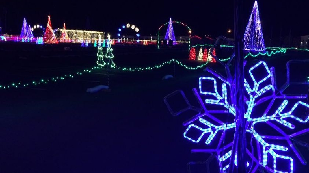 What a display! 1 million lights set to music in Salt Lake County | KUTV