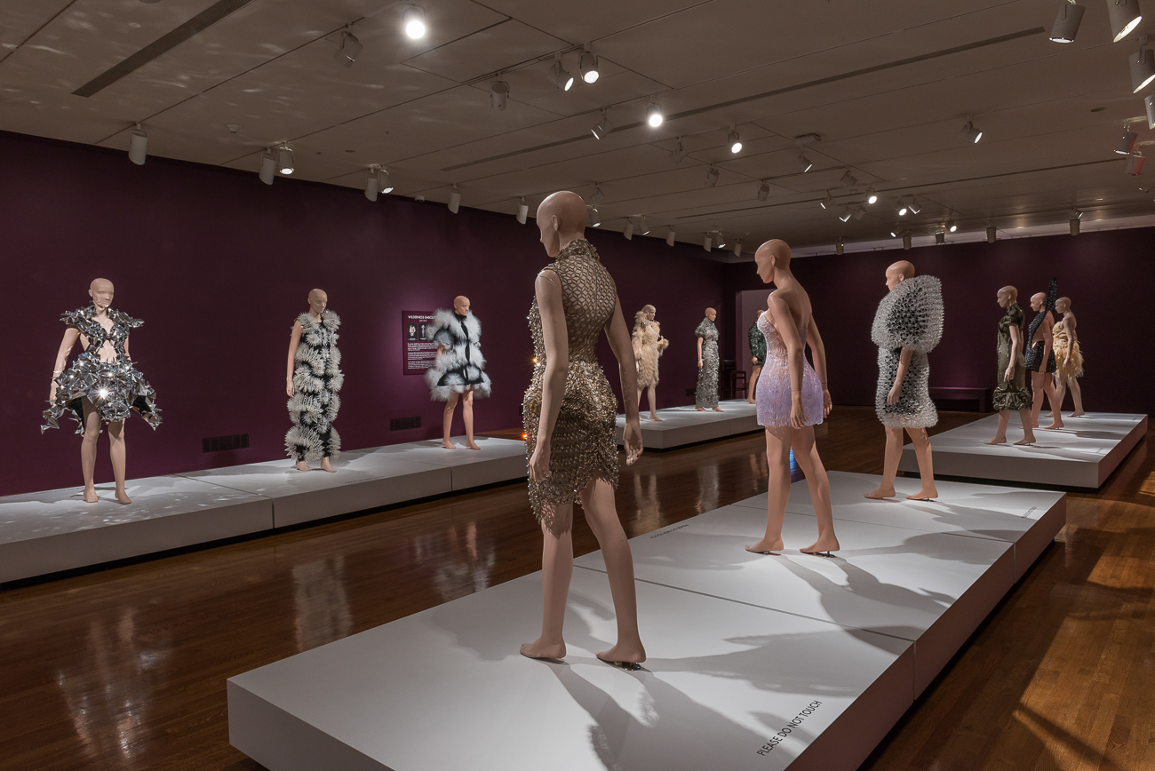 Iris van Herpen: Transforming Fashion opened on October 13 and explores the work of the revolutionary Dutch fashion designer of the same name. You can see it at the Cincinnati Art Museum through January 7, 2018. ADDRESS: 953 Eden Park Dr (45202) / Image courtesy of the Cincinnati Art Museum // Published: 11.14.17