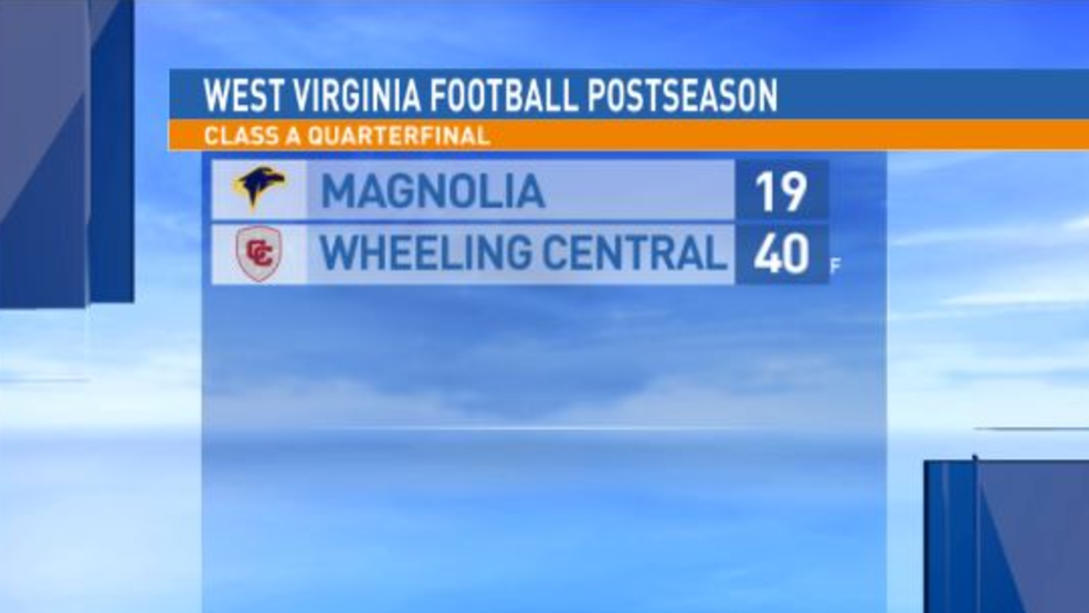 11.16.18 Highlights: Magnolia and Wheeling Central