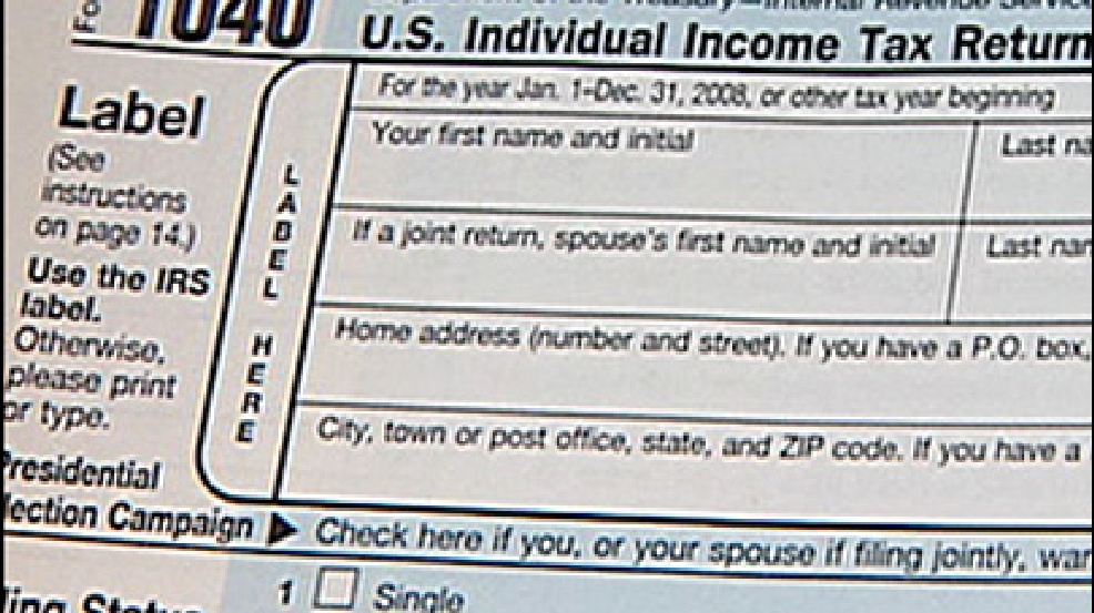 Taxpayer Beware Return Preparation Fraud High During Tax Season Komo