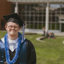 Student with Down syndrome first to graduate college in four years in Oregon
