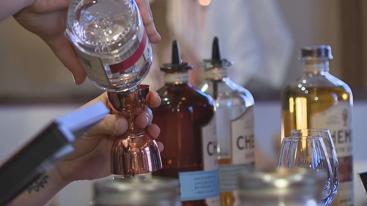 <p>Two proposed bills in the North Carolina House and Senate would loosen restrictions for local distilleries and could impact some bars, as well. (Photo credit: WLOS staff)</p>