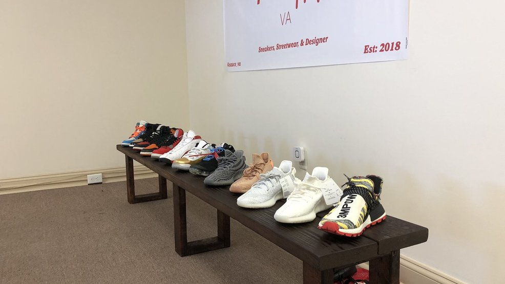 Sneaker store coming to Danville that will sell rare shoes | WSET