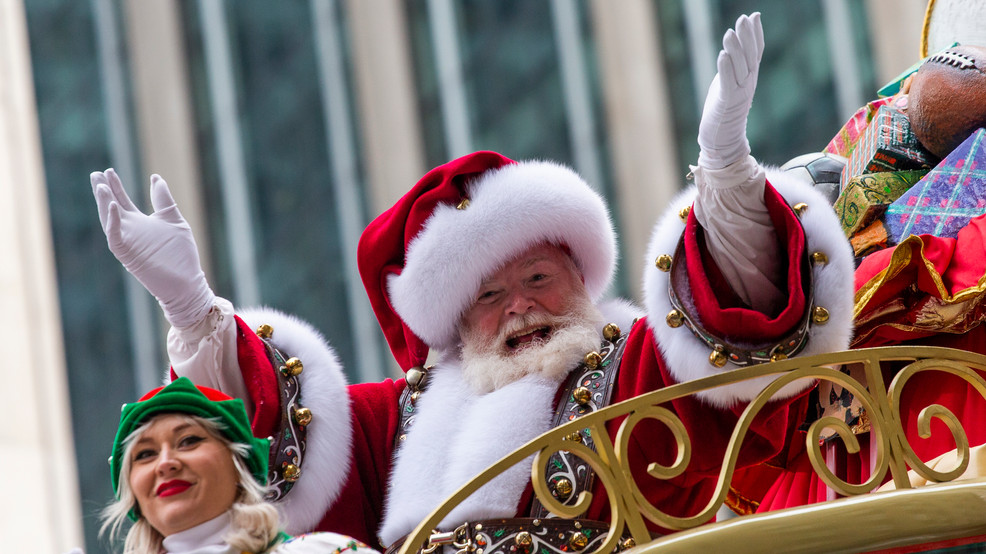 Santa Claus won't be coming to Macy's this year