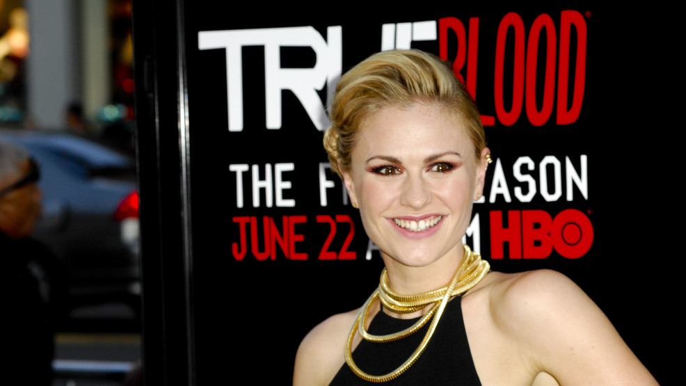 Anna Paquin on BBC boob gaffe: 'Thanks for the giggle! #FreeTheNipple'