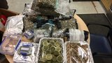Two East Nashville men arrested with 13 lbs of marijuana, THC-laced food, guns