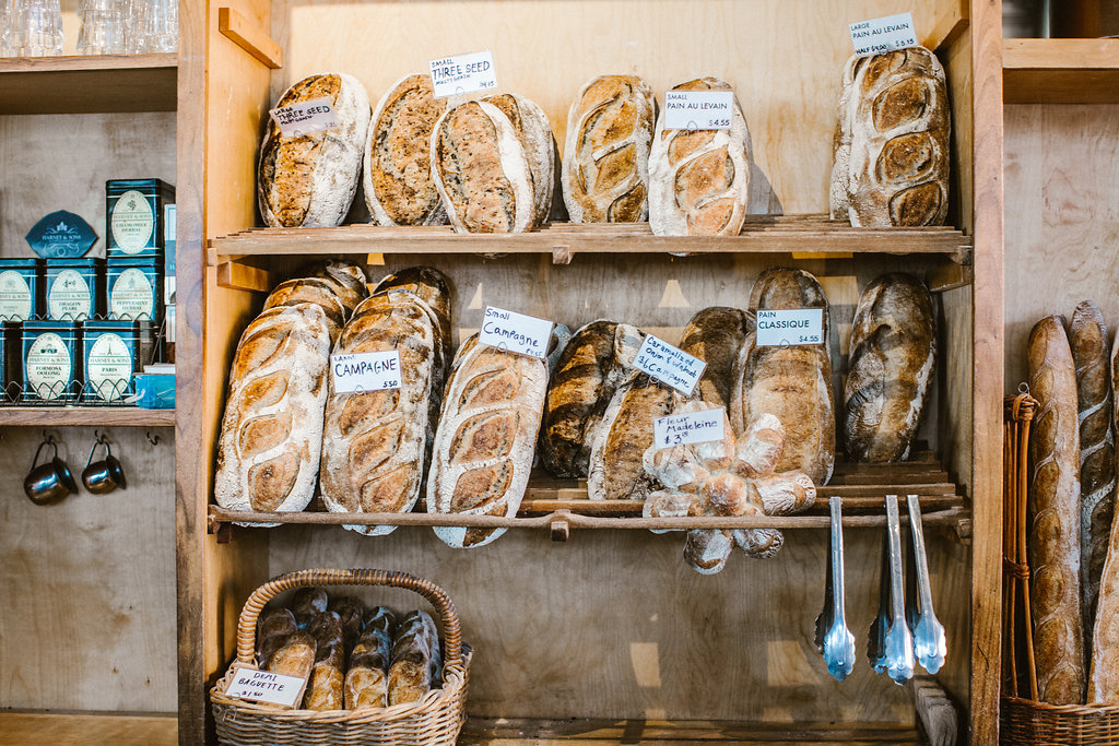The Bread Peddler at 222 Market made-fresh-daily baked goods as well as its breakfast/brunch/lunch menu is sure to take a toll on your appetite.(PHOTO: OLYSOCIAL and Poppi Photography)