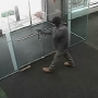 Police: Armed bank robbery suspect at large