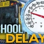 CHECK HERE | Some schools operating on delay Thursday AM