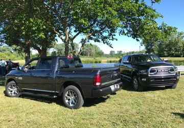 US pickup truck buyers demanding more luxury