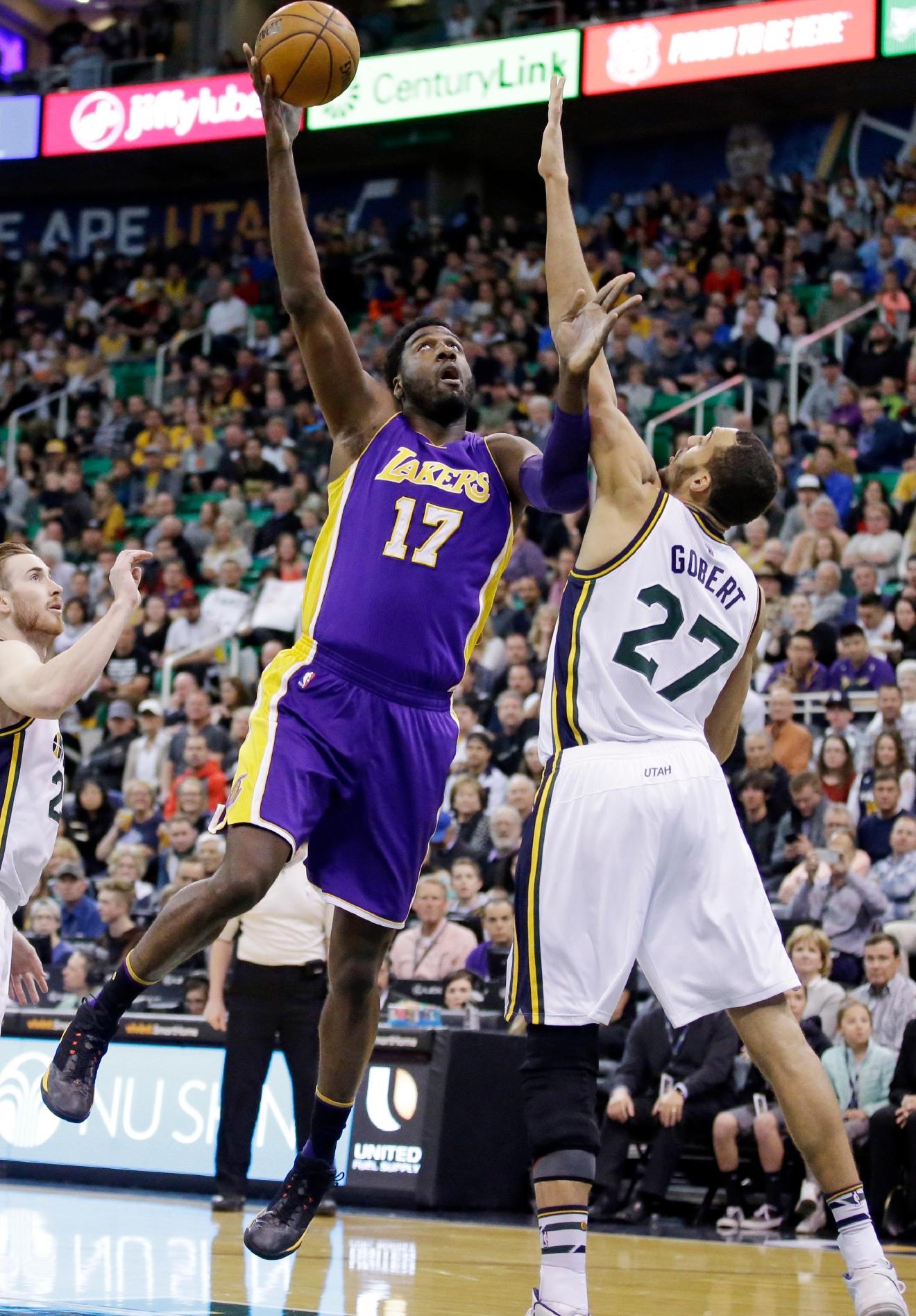 Jazz Hand Kobe Worst Loss Ever  In Last Visit To Utah KUTV - Los angeles to utah map
