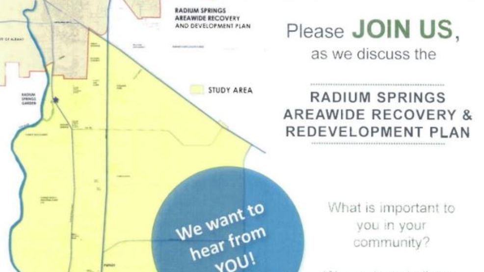Radium Springs Residents Feedback Sought For Town Hall On Recovery