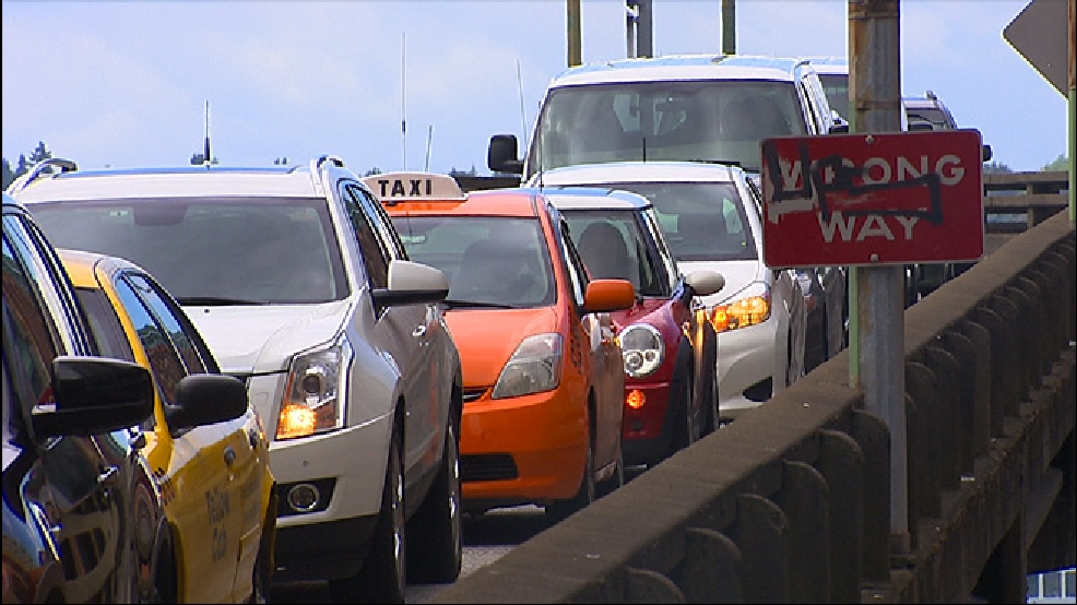 Puget Sound traffic delays now total 7.7 million hours annually