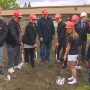 'A day of new beginnings:' school breaks ground to replace site of fatal shooting