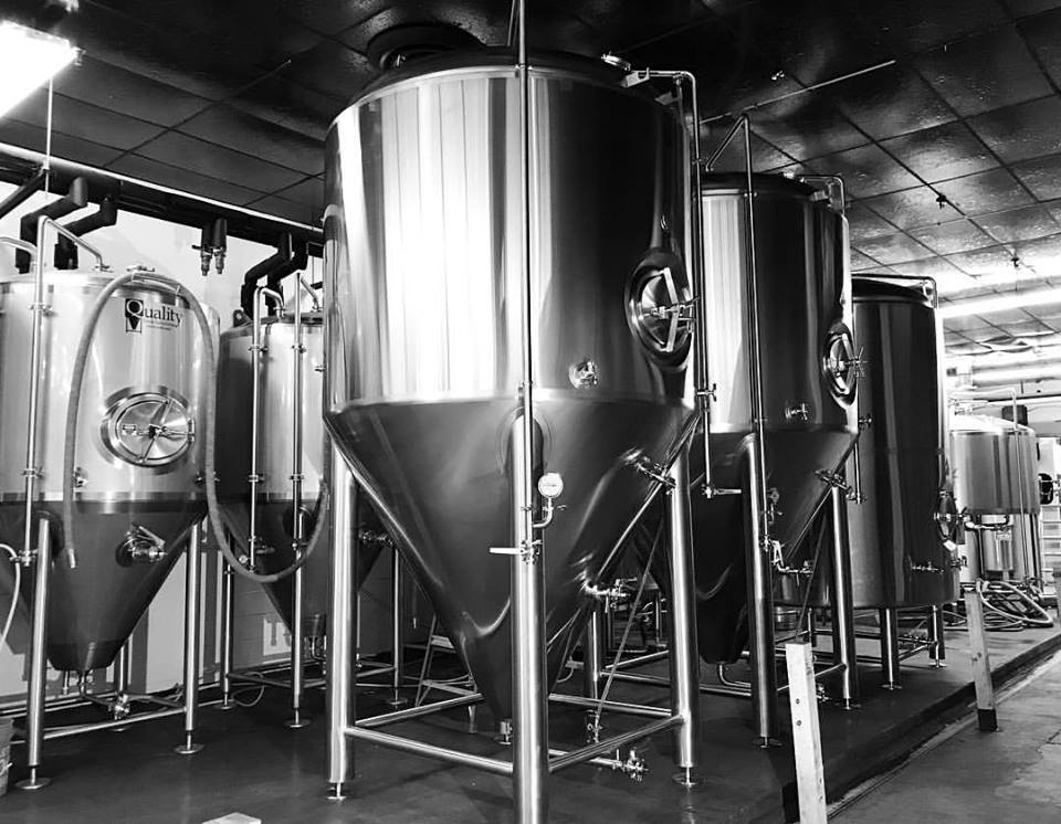 Visit 7 Locks Brewing for  friendly service and cold beer. (Image: Courtesy 7 Locks Brewing){ }