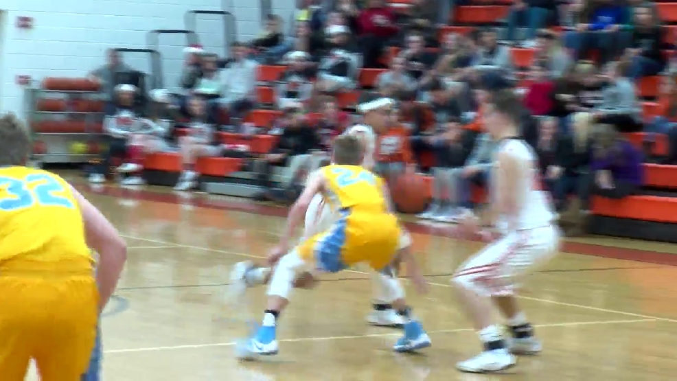 12.17.16 Video- Oak Glen vs. Wellsville- high school boys basketball