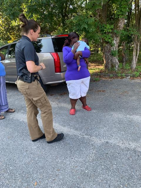 (IMG: MCSO) Mobile Co. Sheriff's Office assists other agencies in infant kidnapping case