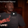 First Edition: 'All Alone With Karl Malone' on Jimmy Kimmel Live